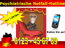 Psychiatrische Notfall Hotline