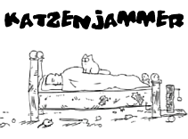 Katzenjammer | Simons Cat | Cat Man Do