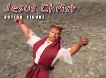 Jesus Christ Action Figure