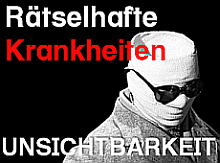 Satire Unsichtbarkeit | Der Unsichtbare