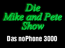 Satire iPhone Smartphone - Das noPhone 3000